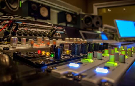 Casafont - estudi gravacio - estudio grabacion - recording studio - Equipament