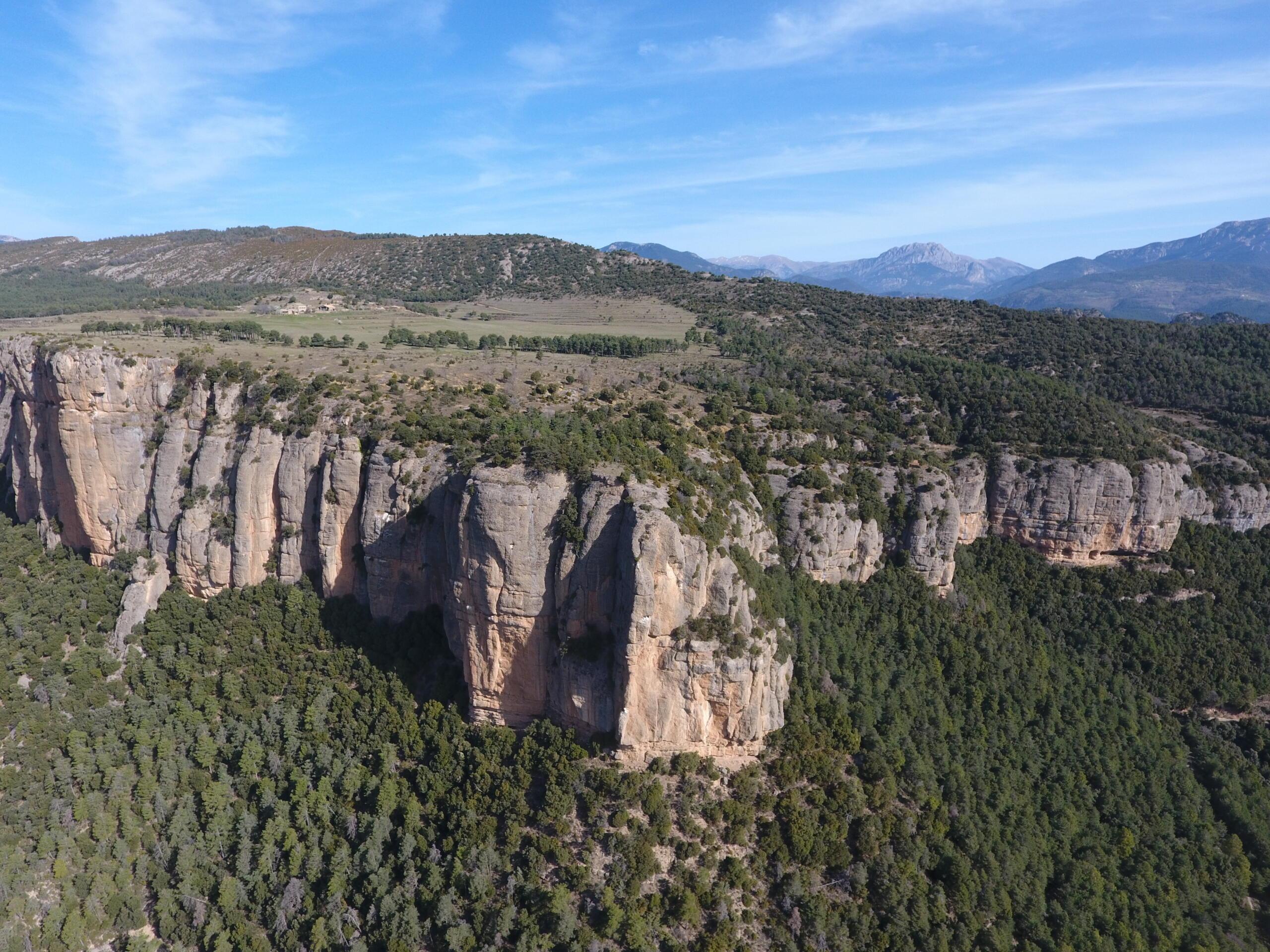 Casafont - Cingle Busa - Pedraforca