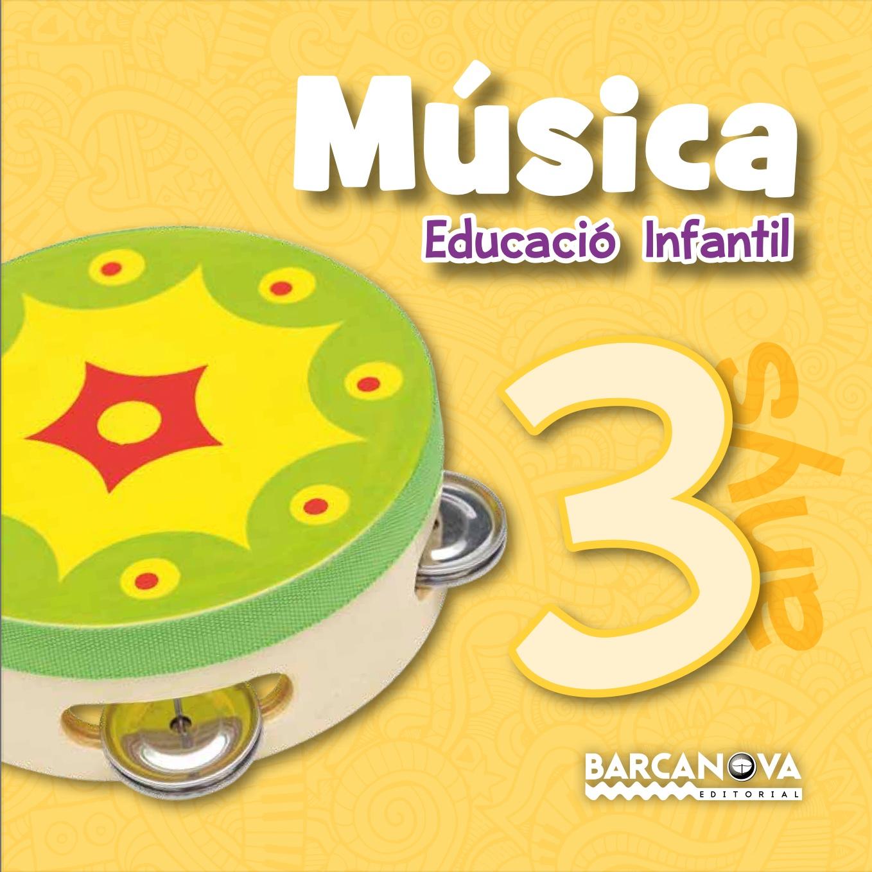 Música - 3 anys - Barcanova
