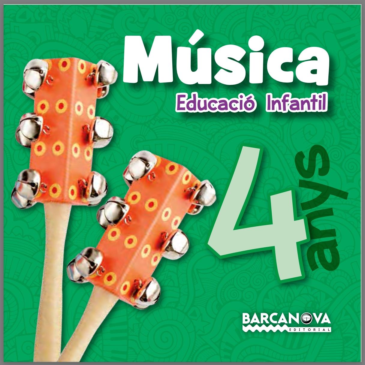 Música - 4 anys - Barcanova