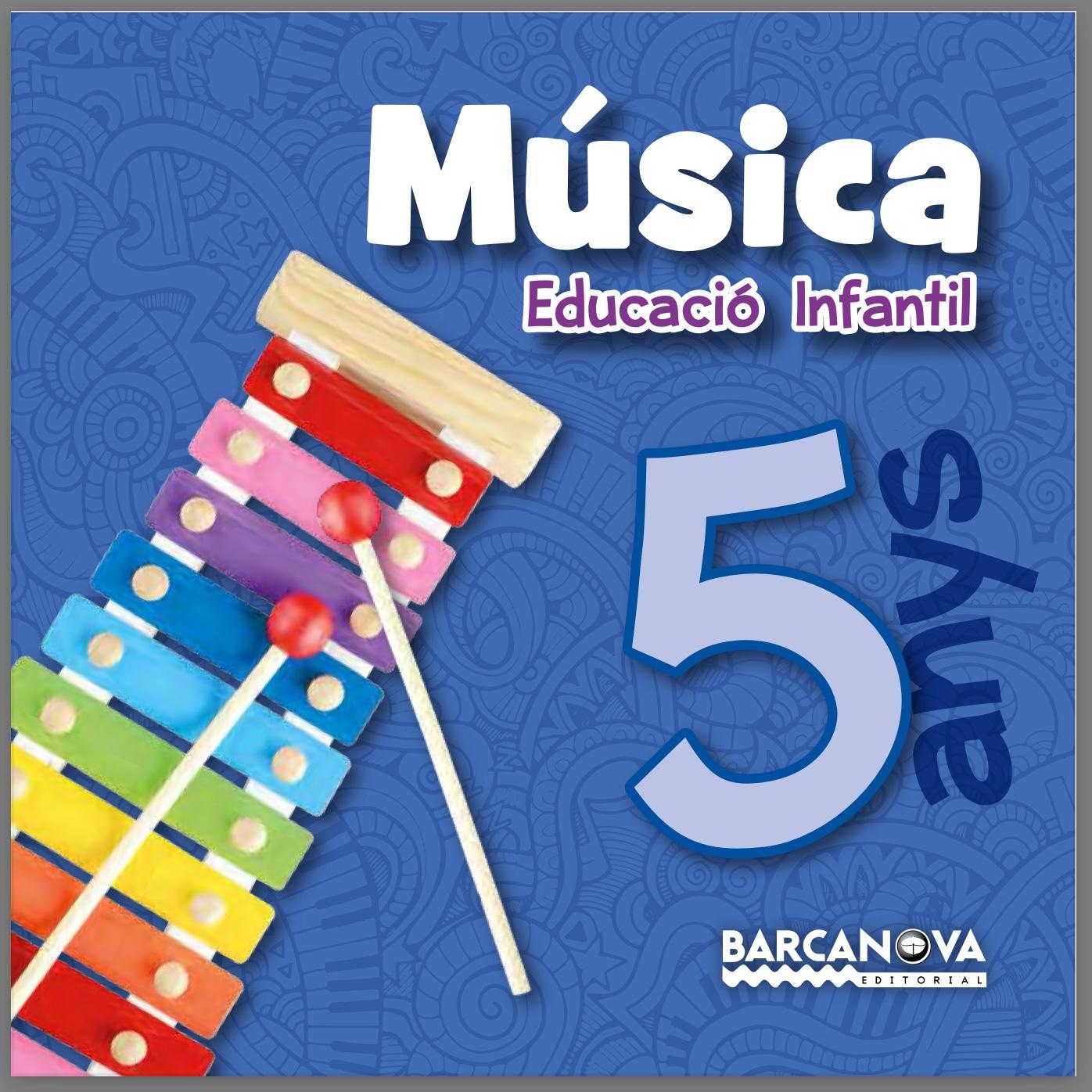 Música - 5 anys - Barcanova